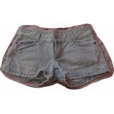 Shortinho Jeans Siberian Denim Cult - Nº 38