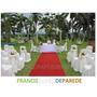 Tapete Passadeira Carpete Veludo Igreja Casamento Festa 1ml