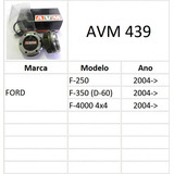 Roda Livre Manual Avm 439 Ford F-250