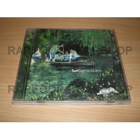 Turf Siempre Libre (cd) 1era Edicion Musimundo F1