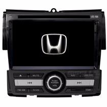 Central Multimídia Honda City 6.5 Pol Bluetooth Gps Tv Usb