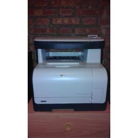 Impresora Laser Color Hp Jet Cm1312 Mfp Impecable!