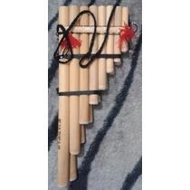 Flauta Pan Grande Peruana 15 Notas