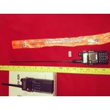 Antena 3db Vhf136-174 Uhf Hasta 430 Mhz Baofeng