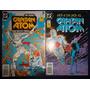 Capitan Atom Comic Dc Numeros 16, 18 Y 19