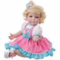 Retire No Dia Boneca Reborn Adora Doll Promoção Entrega