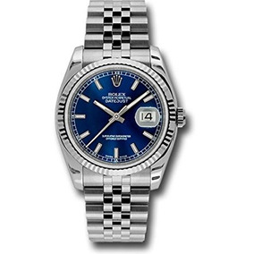 c7ab6e9eee82 Rolex Oyster Perpetual Datejust 36mm Acero oro Años 70´s - Reloj ...