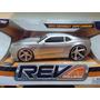 Carro Chevrolet Copo Camaro 2012 De Fricción Rev Rollers