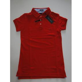 Camisa Polo Tommy Hilfiger Feminina - Lindas!!! Sem Juros!!!