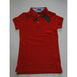Kit Com 2 Camisas Polo Tommy Hilfiger Feminina - Lindas!!!