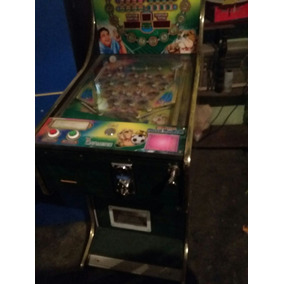 Maquina Tragamonedas Pinball