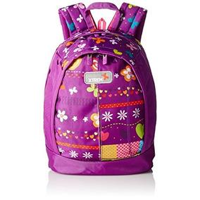 Mochila Para Mujer Xtrem Tatoo 608 Sequins Purple