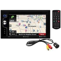 Estereo Planet Audio Pnv9674rc Bluetooth Navigation Camara