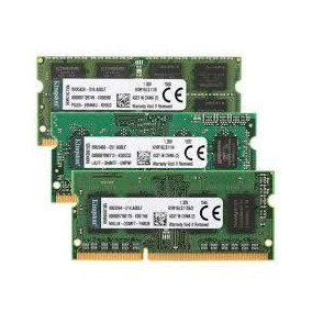 Memória 4 Gb Ddr3 P/ Pc3l 1600 (12800) Dell Vostro 14-5480