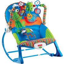 Cadeira Descanso Vibratoria Fisher-price Sapinho 0 18kg