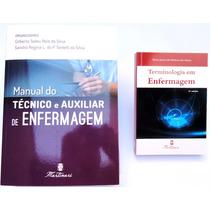 Manual Do Técnico E Auxiliar De Enfermagem 2º+terminologia