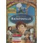 Ratatouille (2007) Disney Dvd Import Slipcover + Bonus Disc