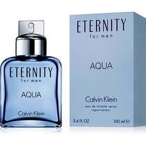 Perfume Eternity Aqua Calvin Klein Edt M 100 Ml