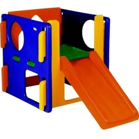 Escorregador Infantil Play Junior - Brinquedo/ Playground
