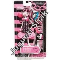 Fashion Pack, Draculaura, Cambios De Ropa, Monster High!!