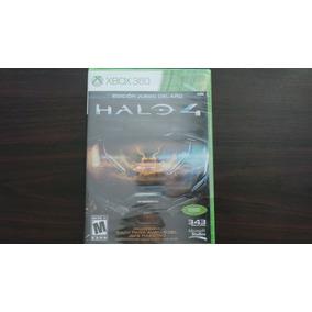 Halo 4 Xbox 360 Nuevo Sellado