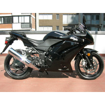 Kawasaki Ninja250r Año 2009