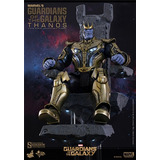 Marvel Hot Toys Thanos Guardianes De La Galxia