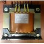 Transformador De Control De 1000 Va 480/240 : 240/120 Vac