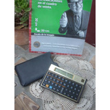 Retro Calculadora Hp 12c Sin Uso Impecable (leer) (6085)