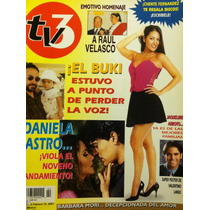 Marco Antonio Solis Barbara Mori Valentino Lanus Revista Tv3