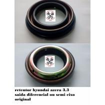 Retentor Semi Eixo Saida Diferencial Hyundai Azera