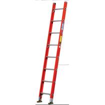 Escalera Fibra Vidrio 10 Escalones Regla Multiposiciones