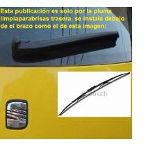 Pluma Limpiaparabrisas Trasera Bosch Seat Altea 2005 A 2016