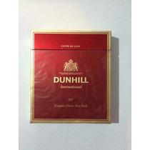 Marquillas Cigarrillos Importada Dunhill Coleccionable