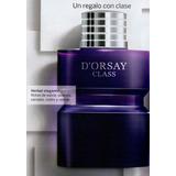 Perfume Dorsay Class De Esika Para Hombres Original