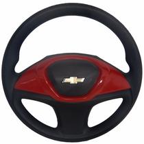 Volante Celta Prisma Corsa Classic 2001 02 03 04 05 Vermelha