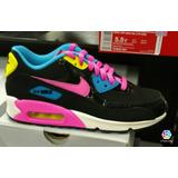 Tênis Nike Air Max 90 Ltr Tam 5.5y