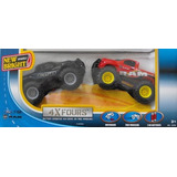 Nueva Monster Brillante Todo Terreno Camiones Dodge Ram For