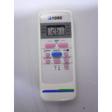 Control Para York Clima, Minisplit. R51/bge