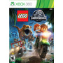 Lego Jurassic World Nuevo Xbox 360 Dakmor