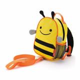 Mochila Con Arnes Infantil Niños Bebes Skip Hop Abeja 212205