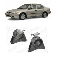 Coxim Calço Motor Lado Direito Toyota Corolla 1992 Á 2002