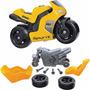Moto De Brinquedo C/ Ferramentas Montar E Desmontar