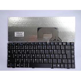 Teclado Semp Toshiba Sti Is1462 V022405bk5 Br Com ( Ç ) Novo
