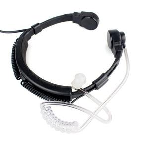 Manos Libres Ajustable Radio Vhf Uhf Profesional Escolta Ptt