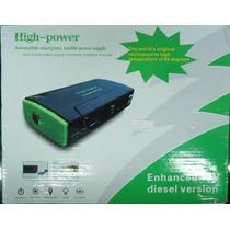 Jump Starter H-power Bateria Auxiliar Auto 16800mah 3 Unidad