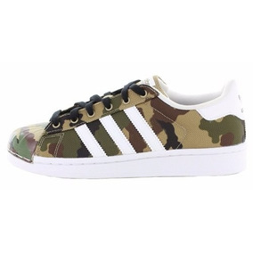 Zapatillas Superstar Camufladas S79461
