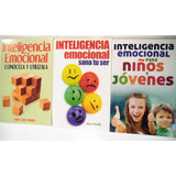 Paquete 3 Libros Inteligencia Emocional Sana Tu Ser