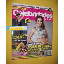 Gabriela Spanic Revista Celebridades 2015 Aline Hernandez