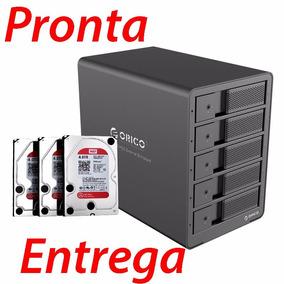 Hd Storage Raid Orico 9558ru3